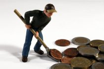 Wie die Teuerungsrate den Spareffekt auffrisst