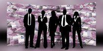 So hoch sind die Gehälter der Top-Manager