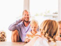 Wie Männer zu besseren Vätern werden