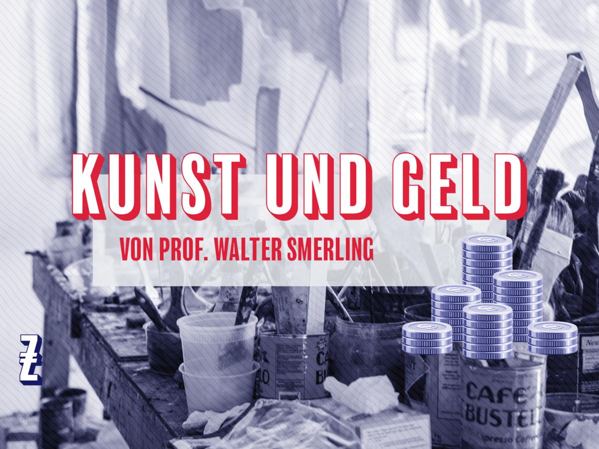 Kunst und Geld: Cornelius Völker