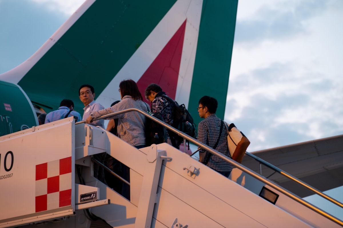 Zahl der Asylanträge in Deutschland steigt, Italien hat neue Fluglinie, Eigentümer müssen Schrottimmobilien sanieren